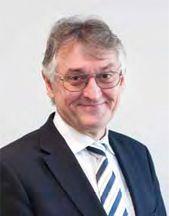 Vorstandmitglied Dr. Norbert Holzer