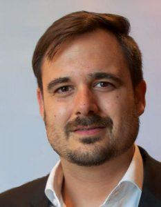 Vorstandsmitglied Dr. Alexander Kleist