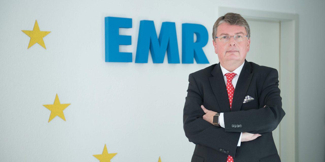 Direktor des EMR Stephan Ory zu den Schnittstellen von künstlicher und menschlicher Intelligenz