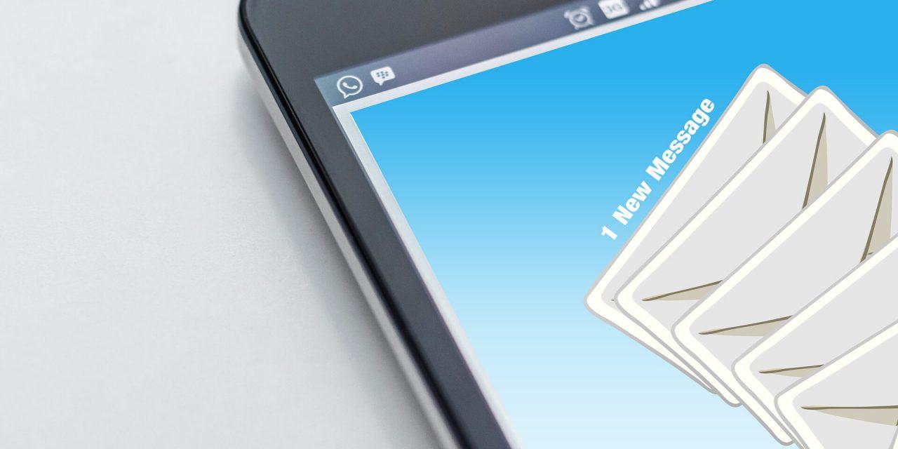 OVG NRW bringt Fragen zu Pflichten von Webmail-Diensten vor den EuGH
