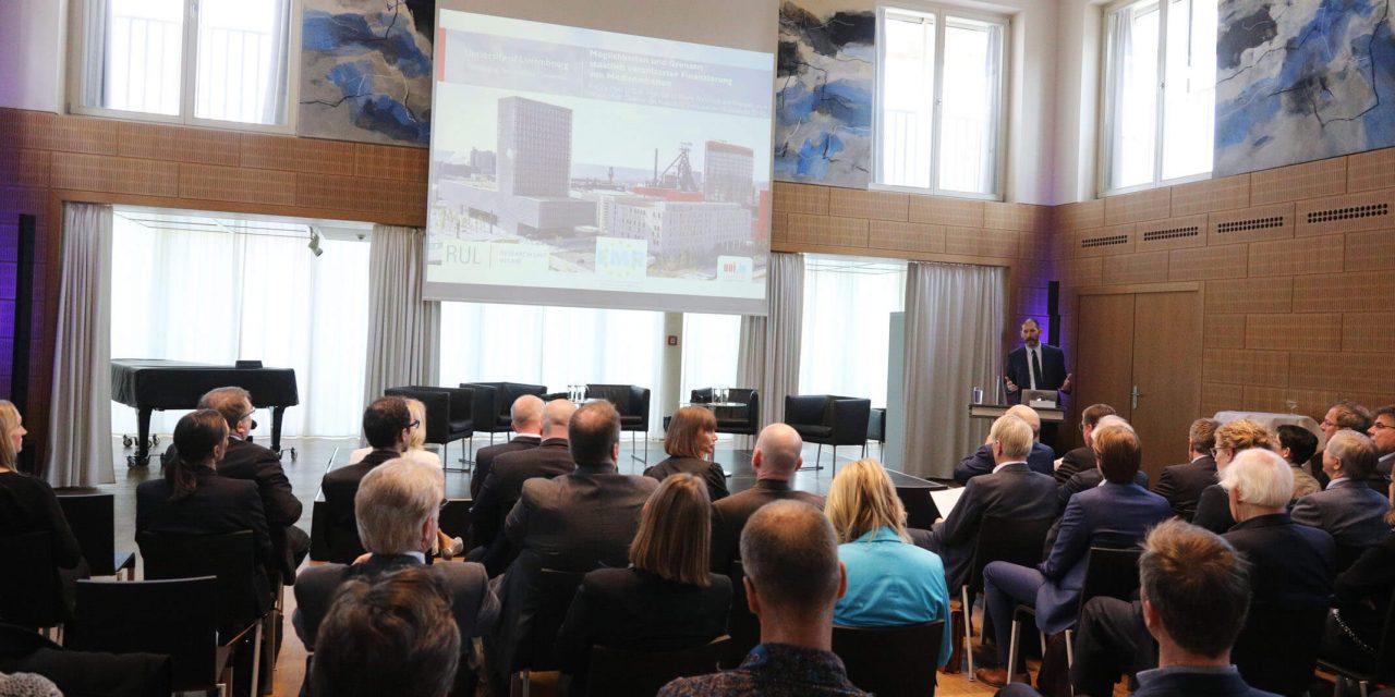 09.04.18 – Tagungsbericht: Veranstaltung «Finanzierung publizistischer Inhalte» in Kooperation mit ProSiebenSat.1 Media SE