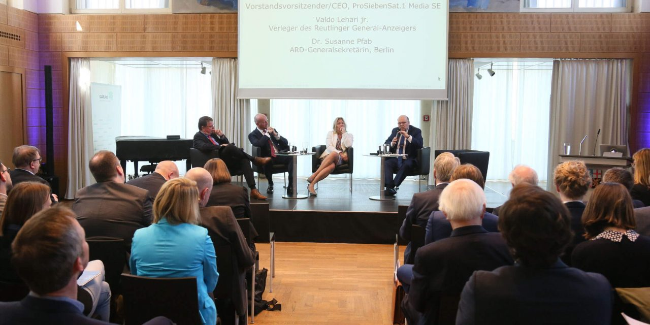 Rückblick auf die Veranstaltung «Finanzierung publizistischer Inhalte»