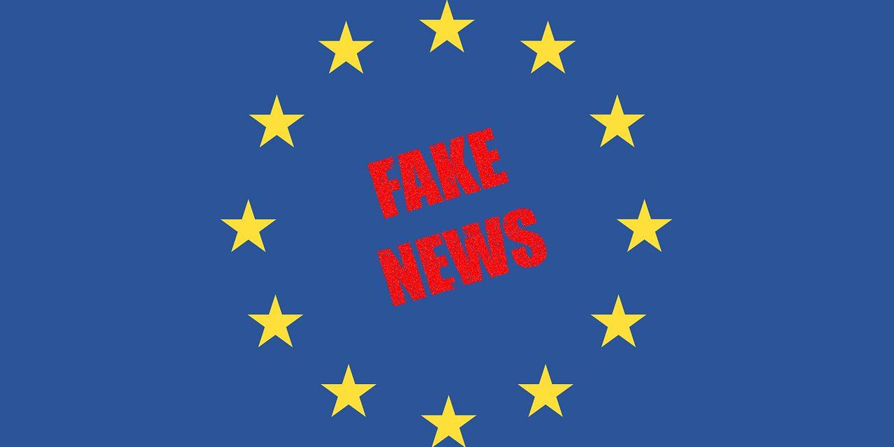 "EU Kommission: Mitteilung ""Tackling online disinformation"""