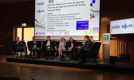 26.10.2018 – Tagungsbericht: Europatag der Medientage München 2018