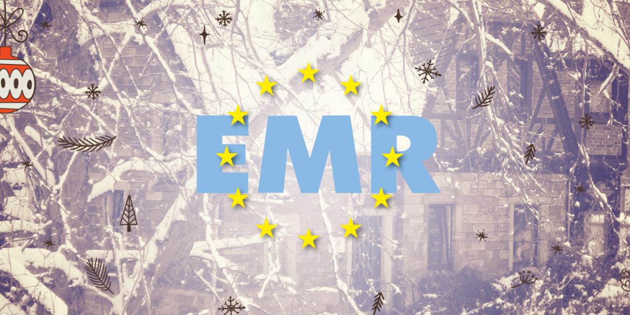 Das EMR wünscht frohe Festtage!