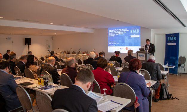 29.01.2019 – Tagungsbericht: Symposium – Die Bedeutung des BVerfG-Urteils zum Rundfunkbeitrag für die Ausgestaltung des öffentlich-rechtlichen Auftrags