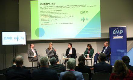 25.10.2019 – Tagungsbericht: Europatag der Medientage München 2019
