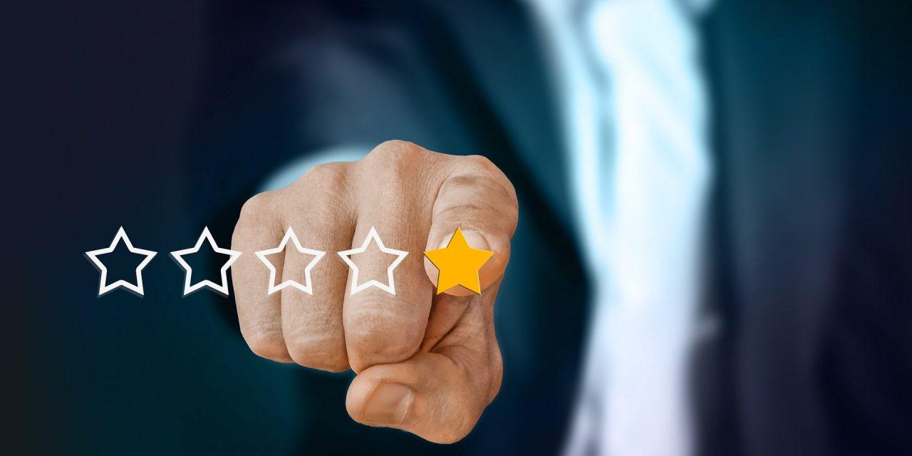 BGH zur Zulässigkeit der Bewertungsdarstellung von Unternehmen auf Yelp