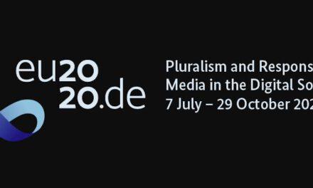 Focus Session anlässlich der deutschen EU-Ratspräsidentschaft: Time to reflect – approaches for a new EU media policy